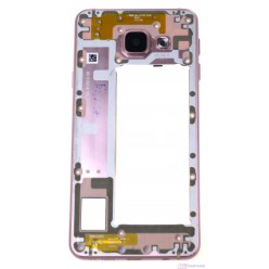Samsung Galaxy A3 A310F (2016) - Middle frame pink - original - returned within 14 days