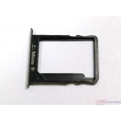 Huawei Mate 7 4G (JAZZ-L09) - Držák SIM černá