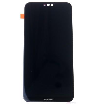 Huawei P20 Lite - LCD displej + dotyková plocha čierna