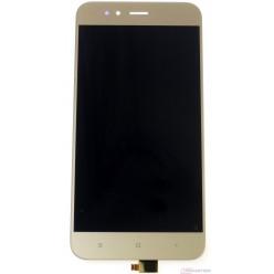 Xiaomi Mi A1 - LCD + touch screen gold