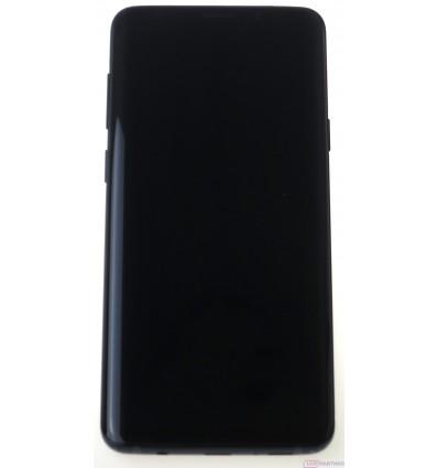 Samsung Galaxy S9 Plus G965F - LCD displej + dotyková plocha + rám černá - originál