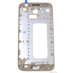 Samsung Galaxy J3 J330 (2017) Middle frame gold - original
