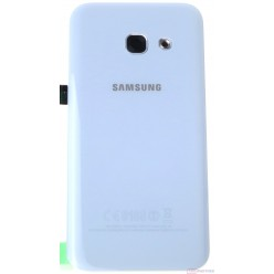 Samsung Galaxy A3 (2017) A320F - Battery cover blue - original