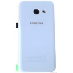 Samsung Galaxy A3 (2017) A320F - Kryt zadní modrá - originál