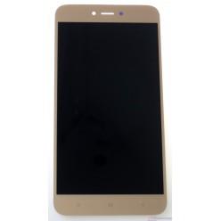 Xiaomi Redmi Note 5A LCD displej + dotyková plocha zlatá OEM