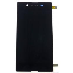 Sony Xperia E3 D2203 - LCD displej + dotyková plocha černá