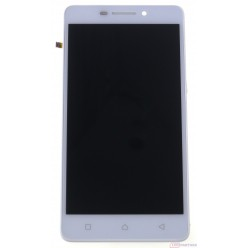 Lenovo Vibe P1m - LCD + touch screen + front panel white