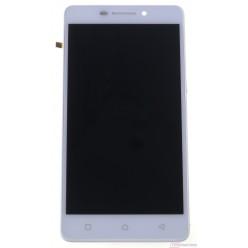 Lenovo Vibe P1m - LCD displej + dotyková plocha + rám bílá