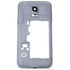 Samsung Galaxy S5 mini G800F - Rám středový černá