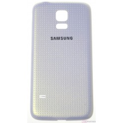 Samsung Galaxy S5 mini G800F battery cover white OEM