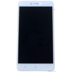 Xiaomi Redmi Note 4x LCD displej + dotyková plocha + rám biela OEM