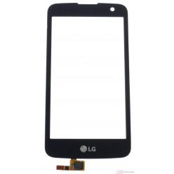LG K4 K120E dotyková plocha čierna OEM