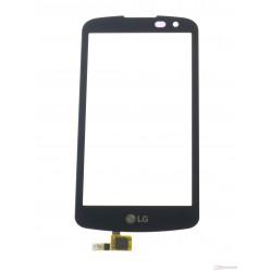 LG K4 K130E dotyková plocha čierna OEM