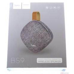 hoco. BS9 wireless speaker gray