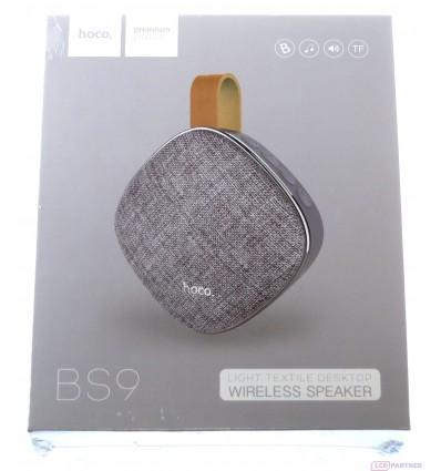 hoco. BS9 bezdrôtový reproduktor šedá