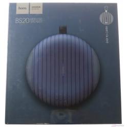 hoco. BS20 bezdrôtový reproduktor modrá