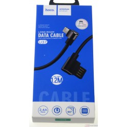 hoco. U37 charging cable lightning black