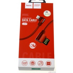 hoco. U37 charging cable lightning red