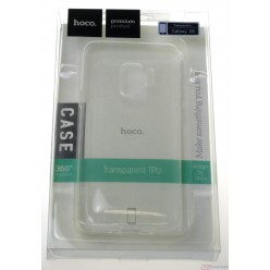 hoco. Samsung Galaxy S9 G960F transparent cover clear
