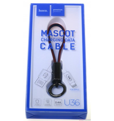 hoco. U36 charging cable lightning red