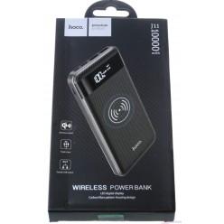 hoco. J11 wireless powerbank 10000mAh black