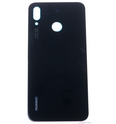 Huawei P20 Lite - Kryt zadný čierna