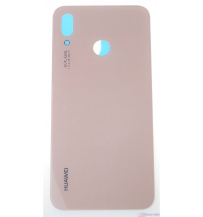 huge selection of bab4b 30ab4 Huawei P20 Lite - Battery cover pink