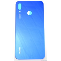Huawei P20 Lite - Battery cover blue