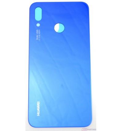 Huawei P20 Lite - Kryt zadný modrá
