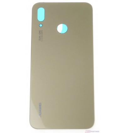 Huawei P20 Lite - Kryt zadný zlatá