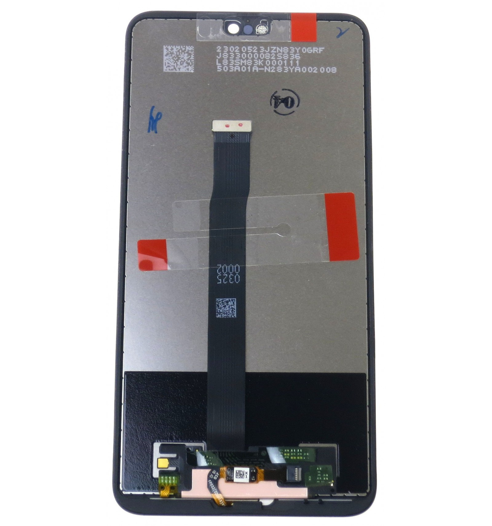Lcd Touch Screen Frame Small Parts Black Original For Huawei Touchscreen Plus Xiaomi Redmi 3 3s 3x 3pro P20 Displej Dotykov Plocha Rm Mal Diely Ierna Originl