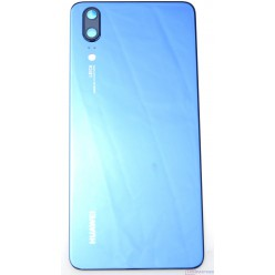 Huawei P20 - Battery cover blue - original