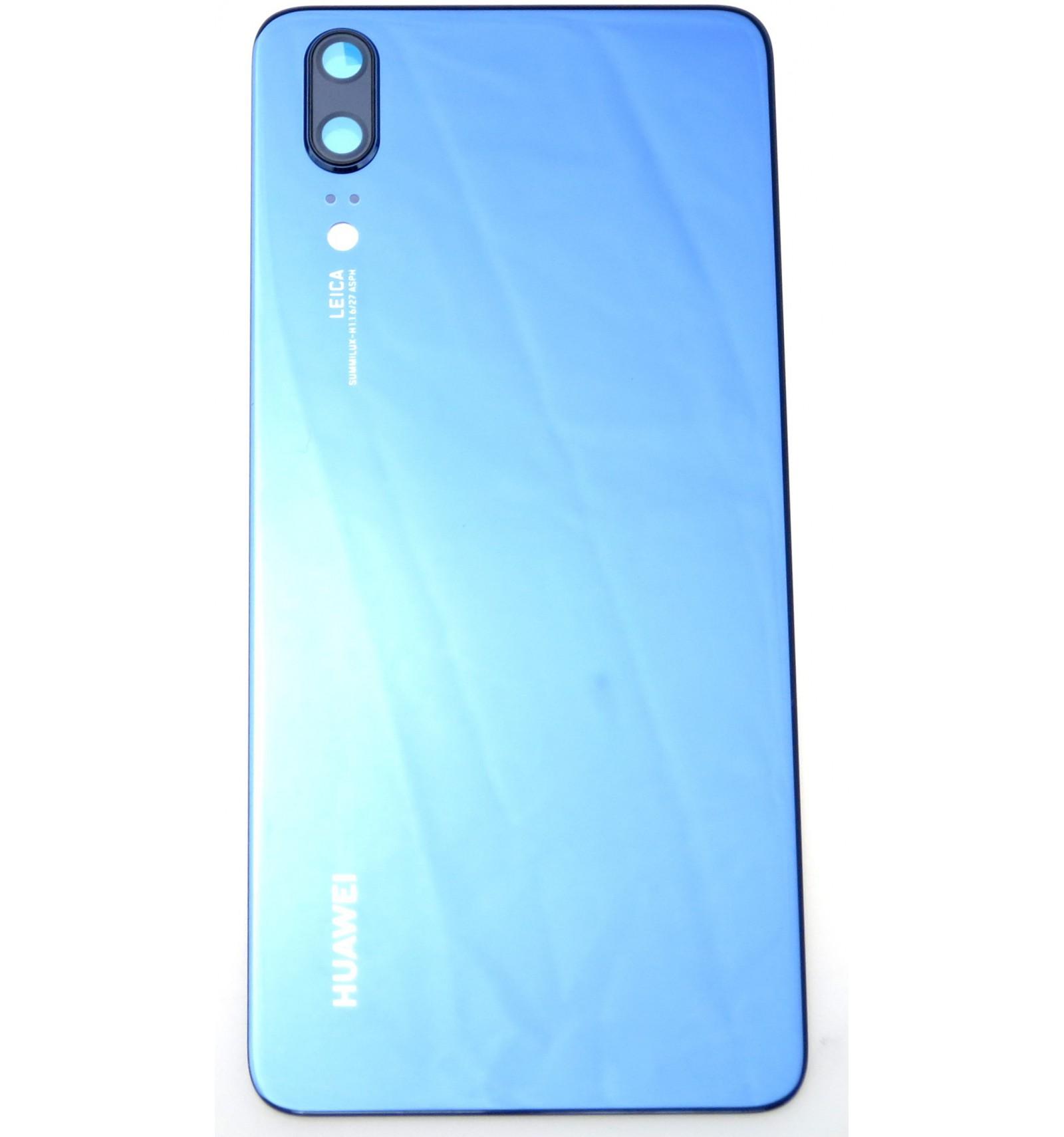 Kryt zadný modrá originál na Huawei P20 02351WKU  105f3a6d708