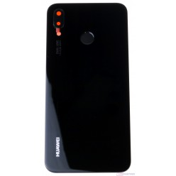 Huawei P20 Lite - Battery cover black - original