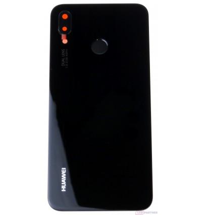 Huawei P20 Lite - Kryt zadný čierna - originál
