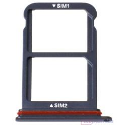 Huawei P20 Pro - SIM and microSD holder black - original