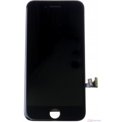 Apple iPhone 7 - LCD + touch screen + small parts black - TianMa