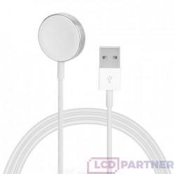 Apple magnetický nabíjací kábel pre watch biela originál