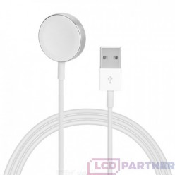 Apple magnetic charging cable for watch white original