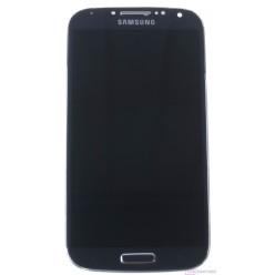 Samsung Galaxy S4 i9505 LCD displej + dotyková plocha + rám čierna OEM