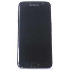 Samsung Galaxy S7 Edge G935F LCD displej + dotyková plocha + rám čierna originál