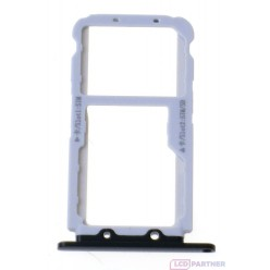 Huawei Honor View 10 - SIM and microSD holder black - original