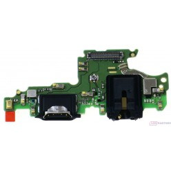 Huawei Honor View 10 - Charging flex + audio + microphone - original