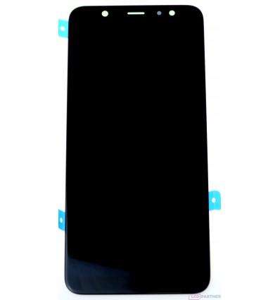 Samsung Galaxy A6 Plus (2018) A605F LCD displej + dotyková plocha čierna - originál