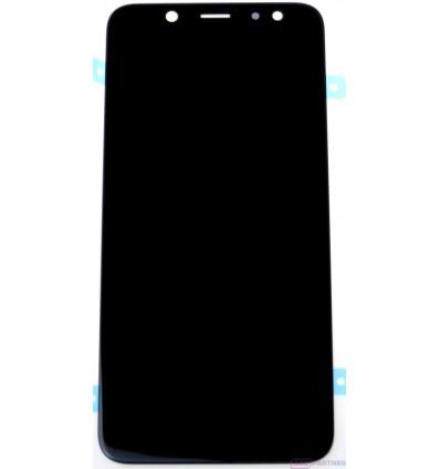 Samsung Galaxy A6 (2018) A600F LCD displej + dotyková plocha čierna - originál