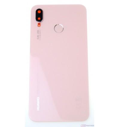 Huawei P20 Lite - Kryt zadný ružová - originál