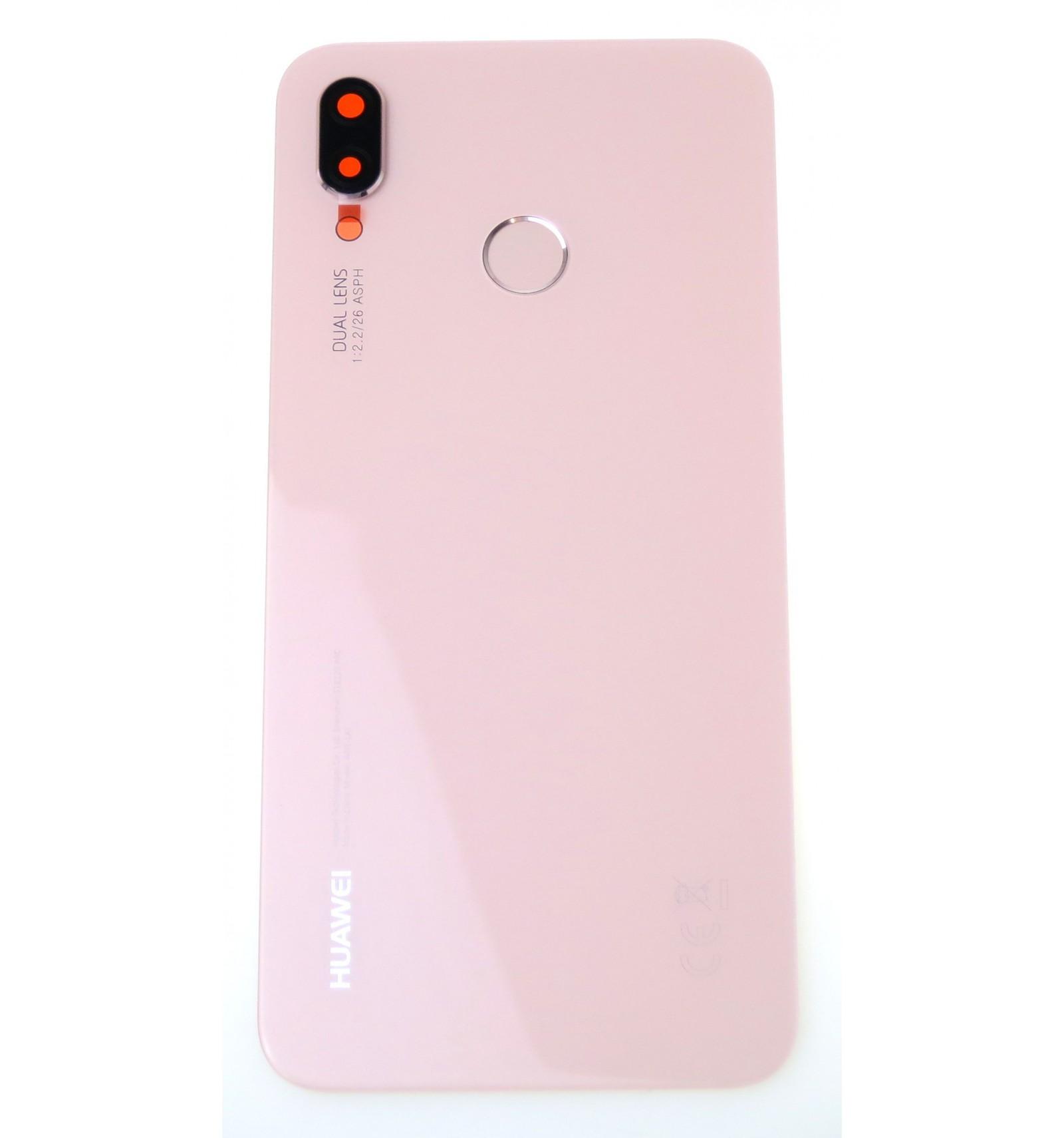 Kryt zadný ružová originál na Huawei P20 Lite 02351VQY  b480bc70932