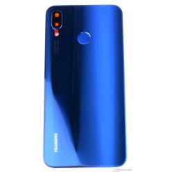 Huawei P20 Lite - Battery cover blue - original