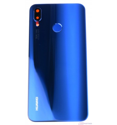 più recente dfe8e 599ac Huawei P20 Lite Battery cover blue - original