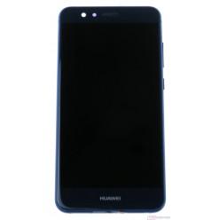 Huawei P10 Lite LCD displej + dotyková plocha + rám modrá OEM